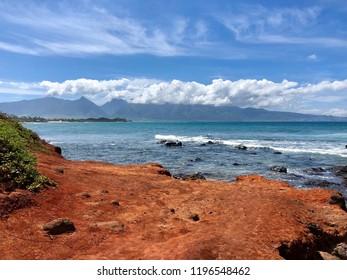 Spectacular Baby Beach at Spreckelsville / Baldwin Beach Park at Paia, Maui, Hawaii