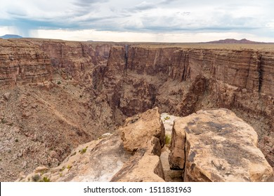 The spectacular view of the Grand Canyon and the Colorado River. National Park, Arizona. Different point of view, inside Grand Canyon. Amazing colors.