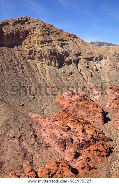 Spectacular view of the Grand Canyon near Las Vegas, Nevada