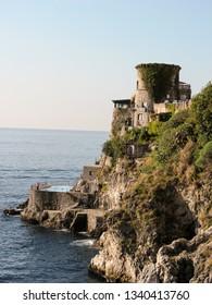 Spectacular Views Along Italy's Amalfi Coast