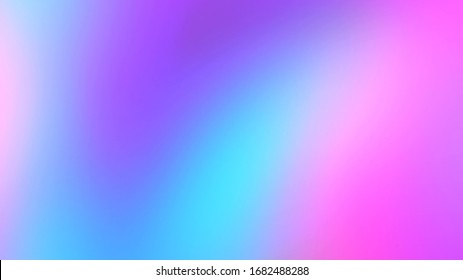 Spectral iridescent blurred neon, purple, blue, pink rays, light leaks, reflections, glare, bright colors. Visual Psychedelic abstract art