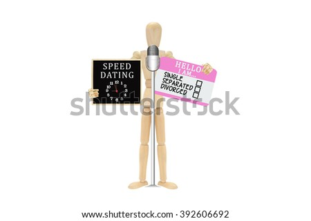 speed dating name tags