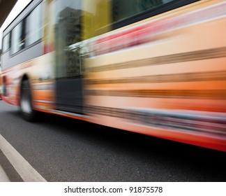 Bus Lane Images, Stock Photos & Vectors | Shutterstock