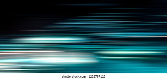 speed light line motion blur, data transfer simulation