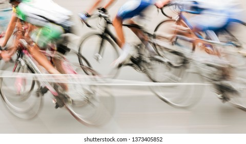 speed motion concept, special lens blur
