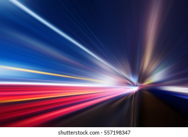 Speed motion,abstract background rays.