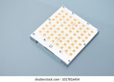 Speed radar sensor electronic part