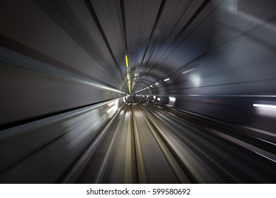 Speed the subway
