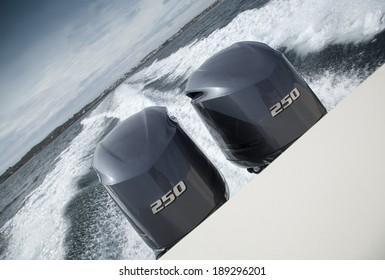 Speedboat Engines