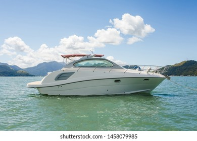 Speedboat is a type of powerboat, used for leisure, fishing, water sports, or for vessel service or surveillance.