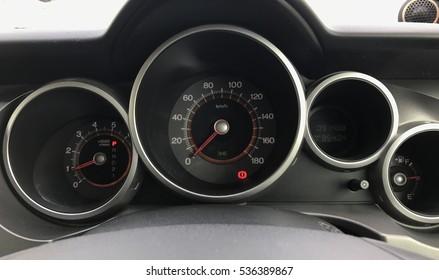 speedometer crossroads