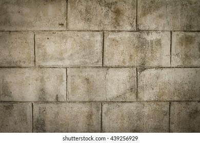 speia concrete block wall background