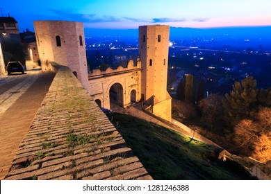 Spello is a town in the province of Perugia italy italy