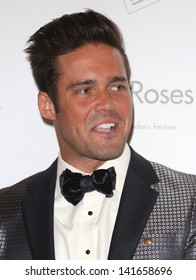 Spencer Matthews attending the FiFi Fragrance Awards, The Brewery, London. 16/05/2013