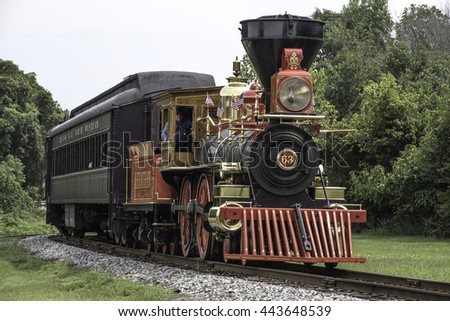 Spencer North Carolina Usa August 28 Stock Photo Edit Now