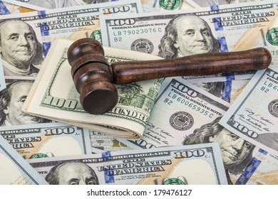 spending for legal issues
