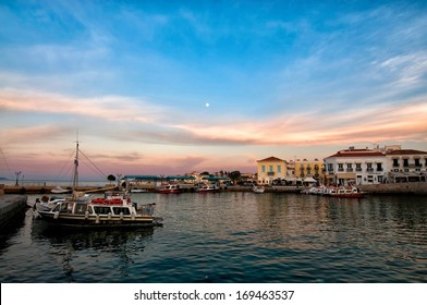 Spetses Dapia Port