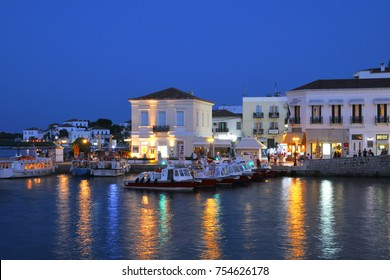 Spetses Island Greece.