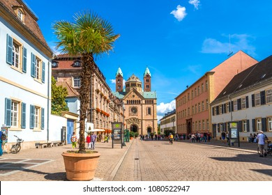 Speyer, Cathedral, Germany