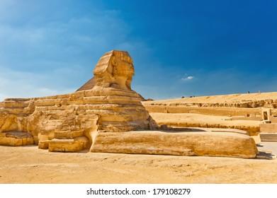 The Sphinx, Egypt Cairo