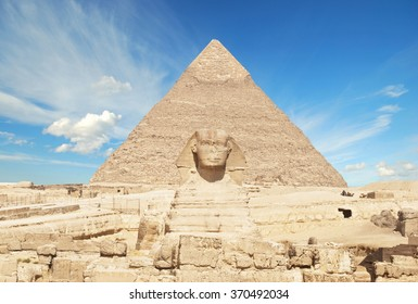 Sphinx Giza, Egypt.