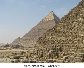 Sphinx Keops Pyramides Cairo Egypt 13