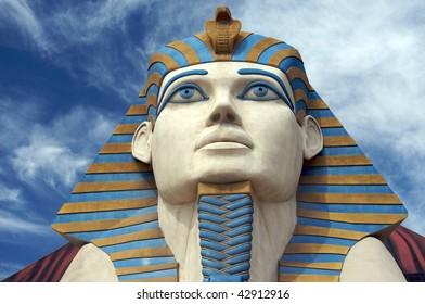 Sphinx in Las Vegas
