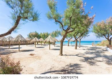 Spiaggia Terme, Apulia, Italy - Visiting the beautiful beach of Spiaggia Terme