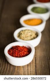 Spice, bowl, saffron.