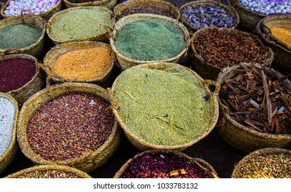 Spice marked in Sudan Africa
