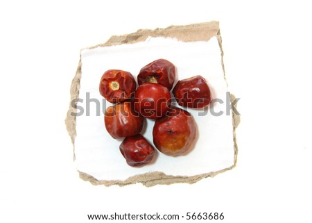 Spice Red Hot Round Chilli Pepper Stock Photo Edit Now 5663686