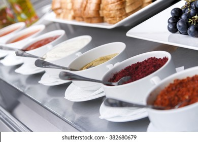 Spices - Catering Food Close Up