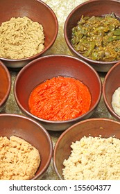spices and herbs, food