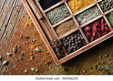 Spices theme.