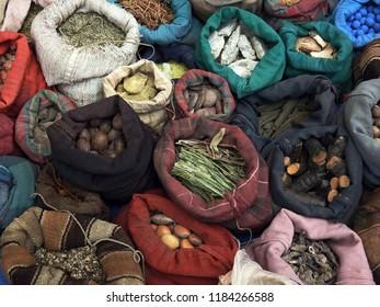 Spicies, Sucre'smarket, Bolivia