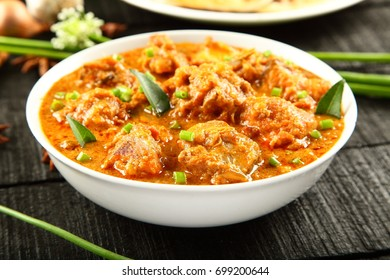 Spicy meat korma- a  mild spicy curry dish