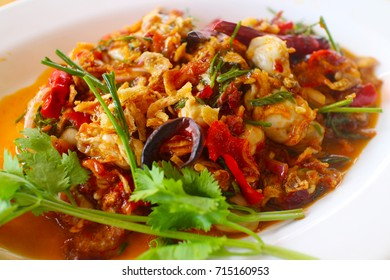 Spicy Oyster Salad