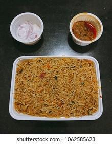 Spicy Prawn Biriyani