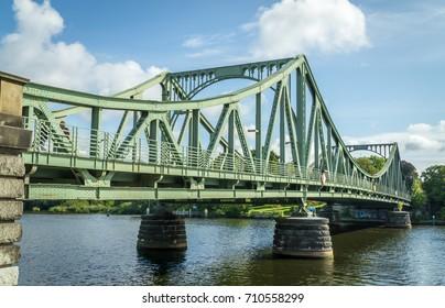 Spies bridge in berlin