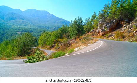 spin mountain road