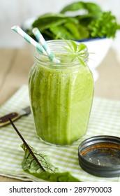 Spinach Smoothie, smoothie