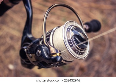Fishing Line Images, Stock Photos & Vectors | Shutterstock