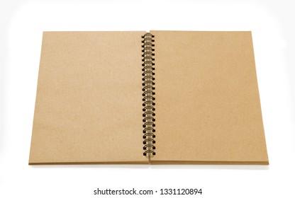 Spiral Notebook Background