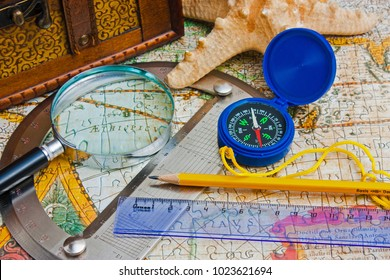 The spirit of adventure and discovery