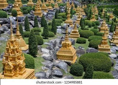the spirit house in thailand