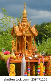 Spirit houses known as San Phra Phum are put up in the region of Eurasia whenever a plot of land is built on. Their purpose is to placate the spirits who have been moved.