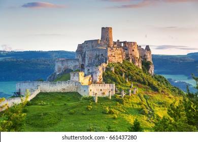 Spis Castle the UNESCO heritage in Slovakia