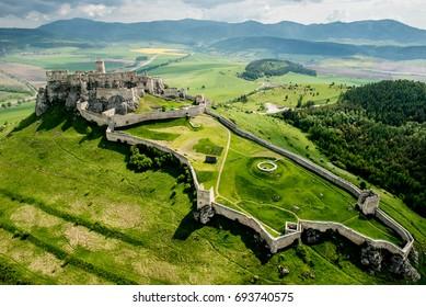 Spis castle, Unesco World Heritage Site