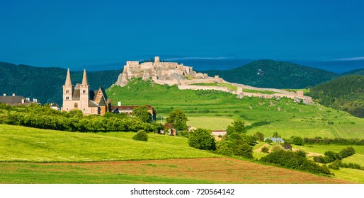 The Spis Chapter and the Spis Castle UNESCO heritage in Slovakia