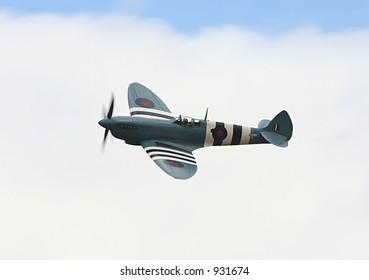 Spitfire World War 2 fighter aircraft